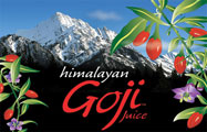Goji Juice Mountain